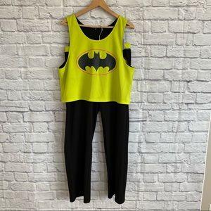 BATMAN 2 Piece Loungewear Pajama Set